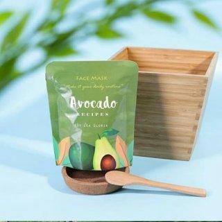 Avocado Masker Organik by Lea Gloria