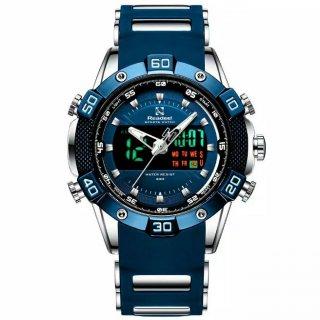 Jam Tangan Pria Readeel 6001 Double Movement Watch