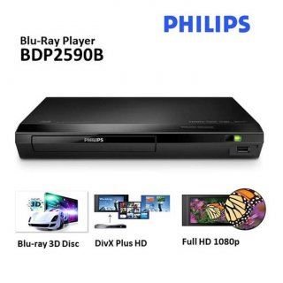 Blu-ray Player PHILIPS BDP2590B