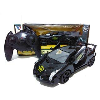 RC Mobil Remote Control Super Heroes Racing Car Mobil Batman Buka Pintu