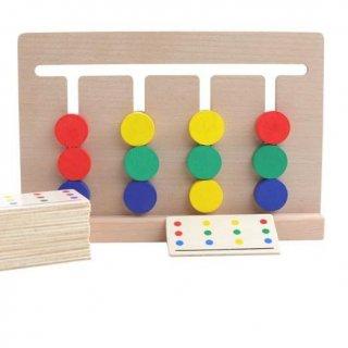 TweedyToys - Mainan Montessori Matching Color