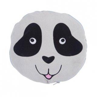 Beam & Co Balmut Bantal Selimut Anak Abu Abu Panda