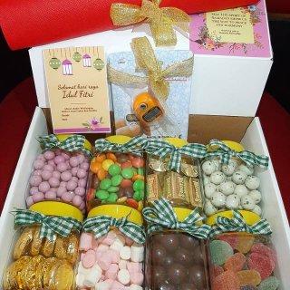 Parsel Coklat Premium Hampers Kado Hadiah Suprise Ultah Parcel Exclusive Gift