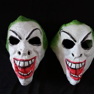 Topeng Joker Hand Made by SamArt