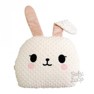Bunny Balmut Minky - Bantal Selimut - Baby Loop