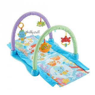 Fisher Price Newborn Kick N' Crawl Seahorse Gym