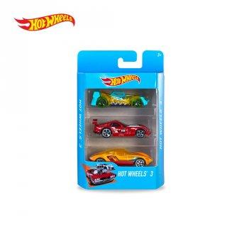 Hot Wheels 3 Cars Pack