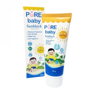 Pure Baby Sunblock SPF 25