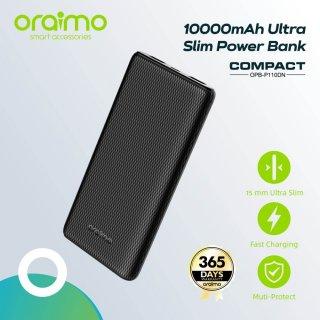 Oraimo 10.000 mAh Ultra Slim Fast charging