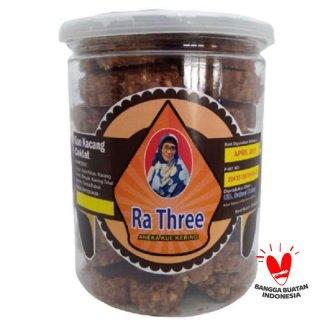 Ra Three – Kue Kacang Coklat – 325gr