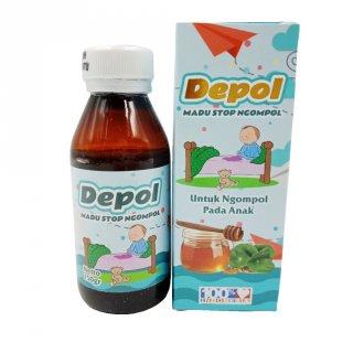 Depol Madu Stop Ngompol