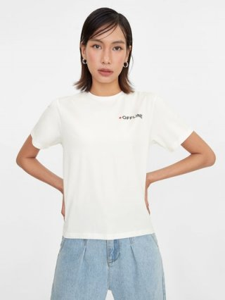 Pomelo Offline Graphic Tee T-Shirt