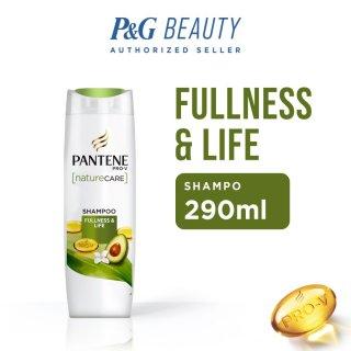 Pantene Nature Care Fullness & Life Shampoo 290ml