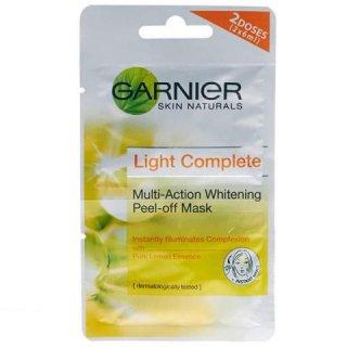 Garnier Light Complete Whitening Peel Off Mask