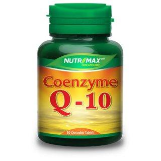 Nutrimax Coenzyme Q-10 100 mg