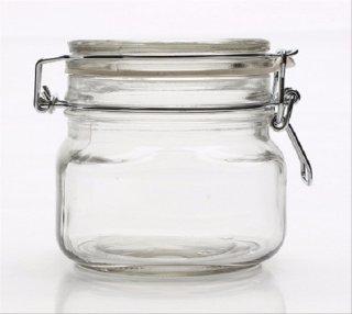 Toples Kaca Hermetico 500 ml