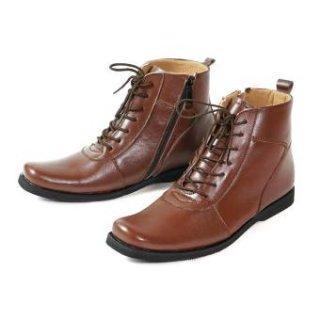 Sepatu Boot Pria Kulit Sapi Model Bally 310