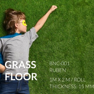Rumput Sintetis Grass Floor Ruben 1,5 cm BNC 001