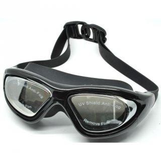 Ruihe Kacamata Renang Big Frame Anti Fog UV Protection