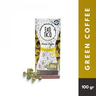 Kopi Diet Sumatra Green Coffee Instant Exotico