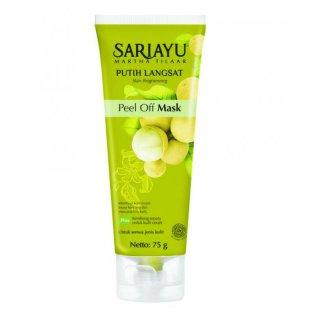 Sariayu Putih Langsat Peel Off Mask
