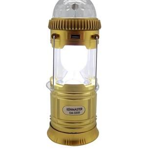 Kenmaster Lampu Emergency Camping Lantern KM-5550