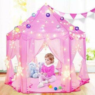 Tenda Princess Rumah Istana Mainan Anak