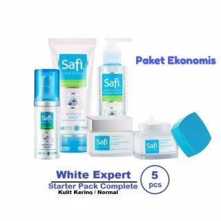 Safi White Expert Skincare Series Paket Ekonomis