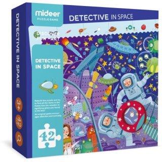 Mideer Puzzle Detective in Space