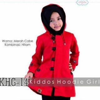 Jaket Anak Perempuan Lucu Korea Hoodie