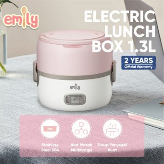 Emily Electric Lunch Box 1.3L