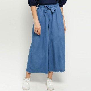 Pinksalt Brynn Kulot Panjang Jeans Celana Wanita