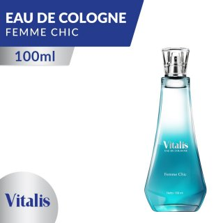 VITALIS EAU DE COLOGNE FEMME CHIC