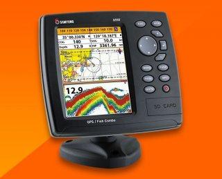 Samyung N560 GPS Chartplotter