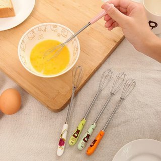 AD074 Pengocok Telur Kue Dapur Mixer Small Egg Whisk