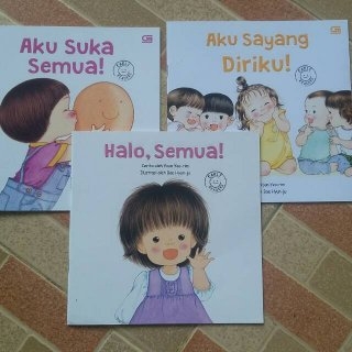 Seri Early Reader karya Yoon Yeo Rim