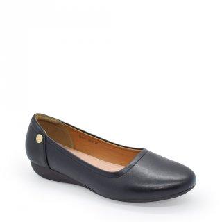 Sepatu Kulit Wanita Sensitive Isabel 2502 Black