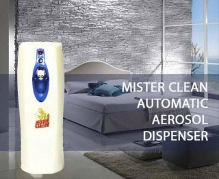 Mister Clean Automatic Aerosol Dispenser