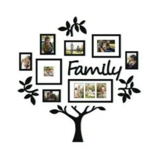 Family Photo Art