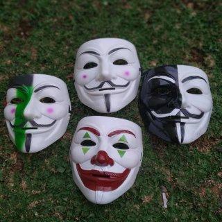 Topeng Joker Anonymous Vendetta
