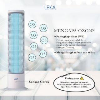 LEKA 2022 UV Room Sterilizer