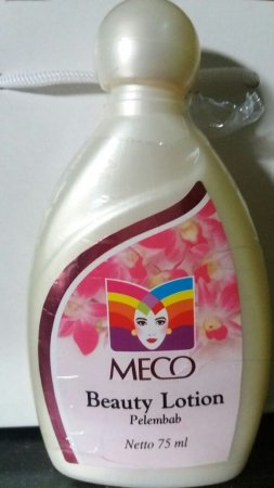 Meco Beauty Lotion Pelembab