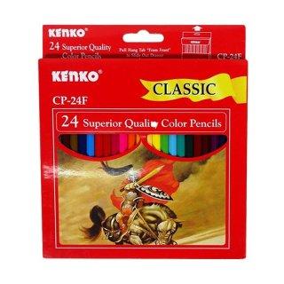 Kenko Pensil Warna 24pcs