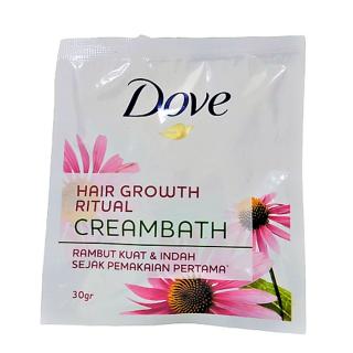 Dove Hair Growth Ritual Creambath