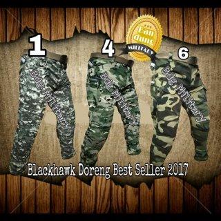Celana Pria Jeans Loreng Levis Pramuka SMA Seragam Sekolah PDL Army Outdoor Sirwal
