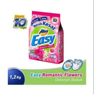 Attack Easy Romantic Flowers