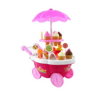 Sweet Shop Luxury Candy Cart