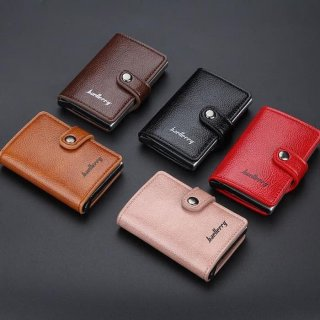Baellerry RFID Anti Theft Card Wallet