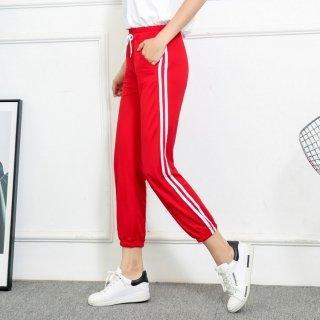 Celana Panjang Wanita Model Longgar untuk Olahraga