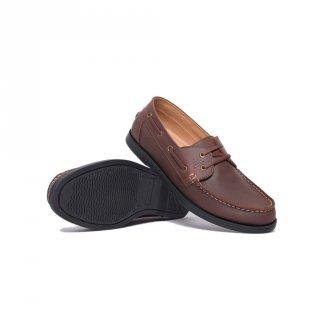 Amble - Sepatu Pria - Anvil Royal Brown
